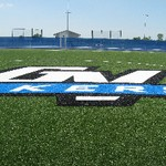Outdoor Turf Center Field